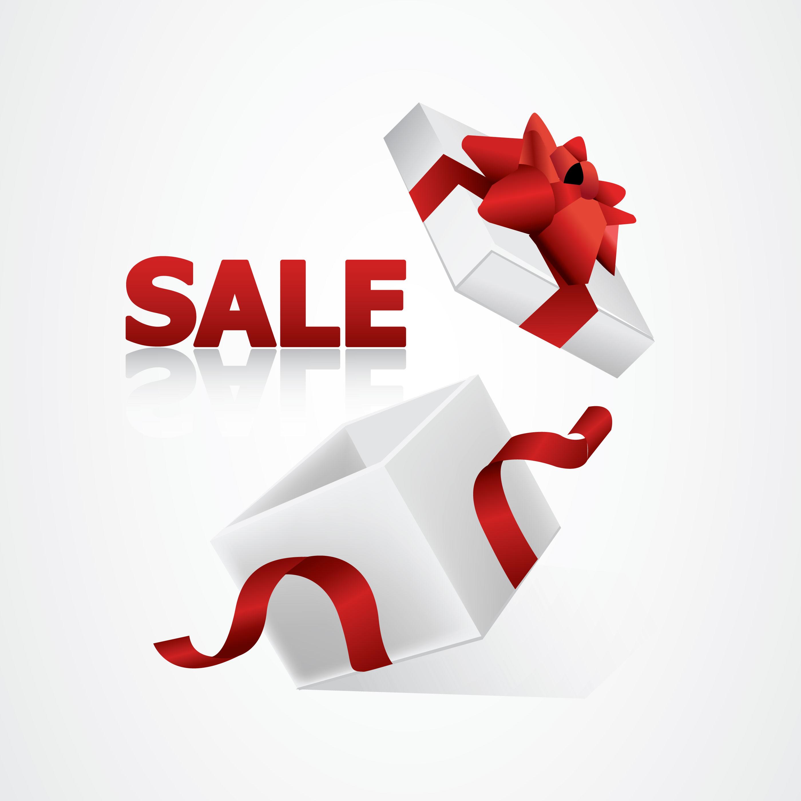 Gratis caja de regalo abierta arte vector 233999 for In regalo gratis