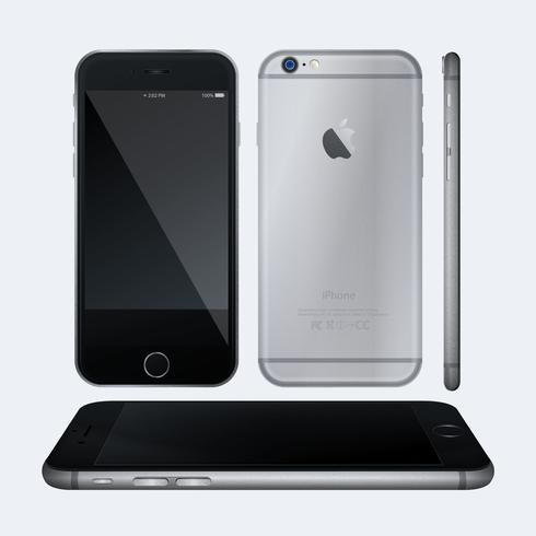 Vetor de Apple iphone 6