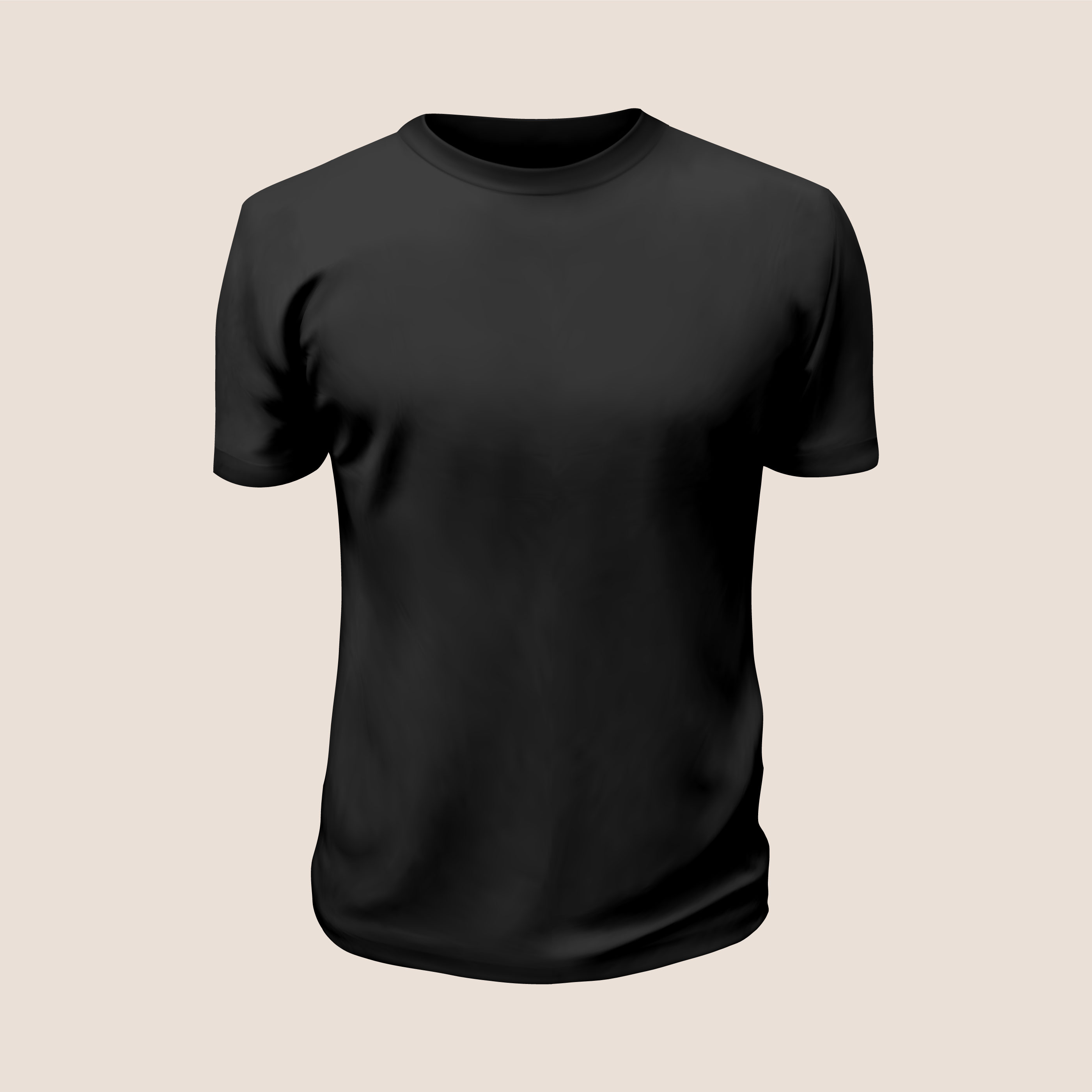0ac7f36a Tshirt Vector: Black Shirt - Download Free Vector Art, Stock Graphics &  Images