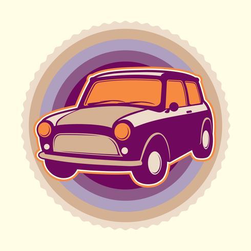 Emblema do carro