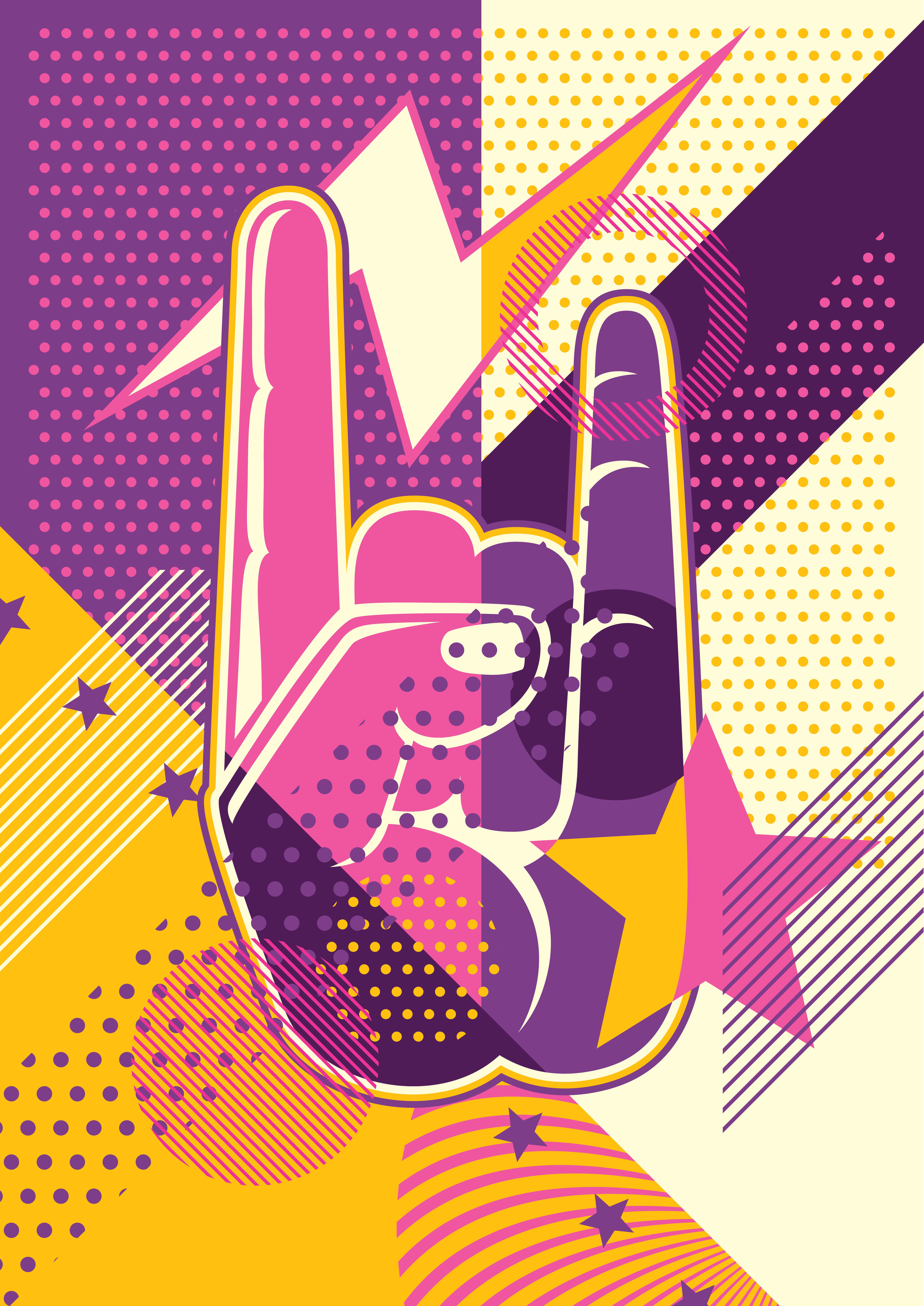 pop modern vector graphics vecteezy pattern clipart vectors background retro