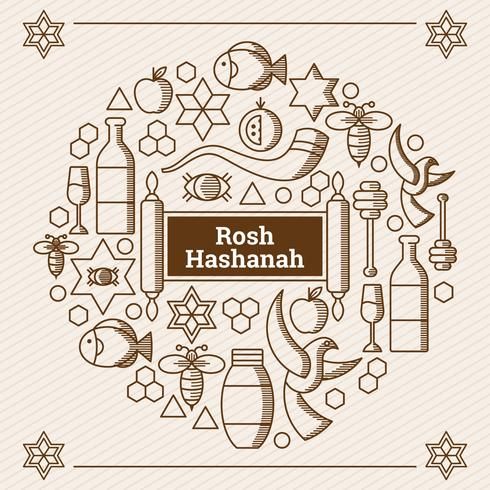 Rosh Hashanah Element
