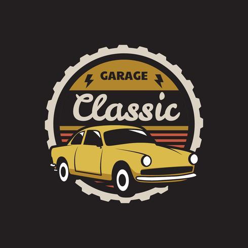 klassisk bilmärke