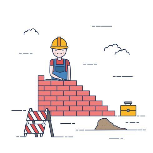 Vetor de construtor