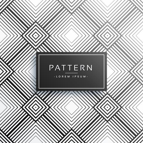 abstrakt geometriska linjer mönster bakgrund