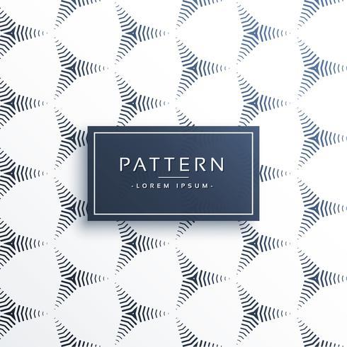 design elegante padrão de forma abstrata