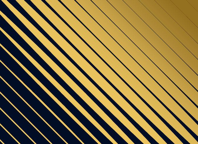 premium gyllene linjer diagonal bakgrund
