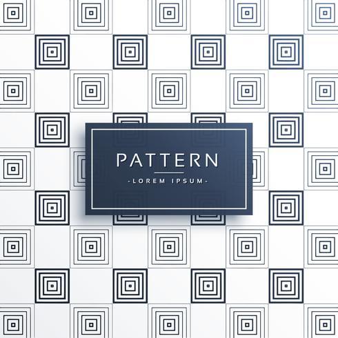 fondo de patrón hecho con líneas cuadradas