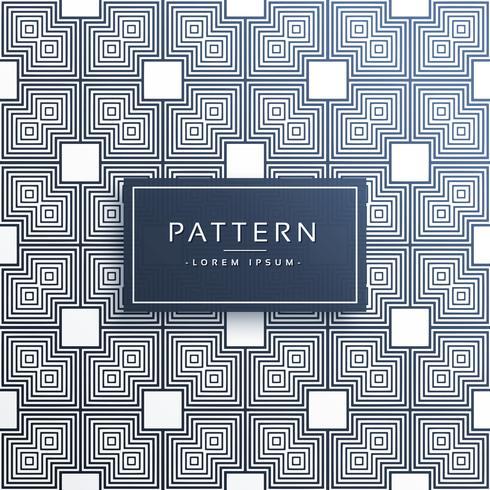 arrière-plan élégant motif géométrique carré