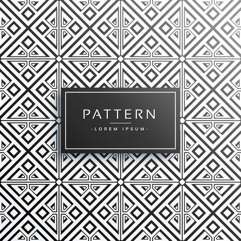 desenho de padrão de linhas geométricas abstratas