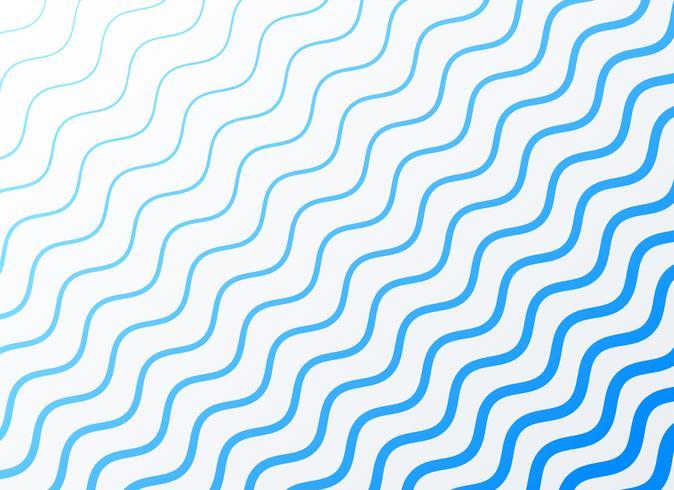 elegante fondo ondulado azul
