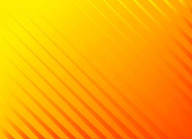 fundo de linhas diagonais laranja brilhante