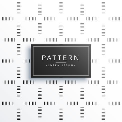 Fondo de patrón de línea cruzada mínimo abstracto