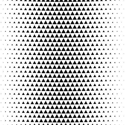 abstrakt triangel gradient halvton bakgrund