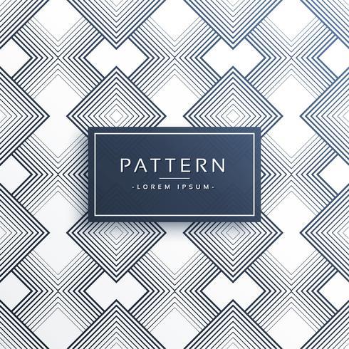 abstrakt geometrisk diagonal linjemönster design