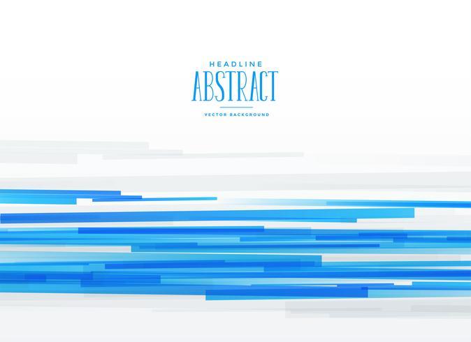 abstrakt blå horisontella ränder bakgrund