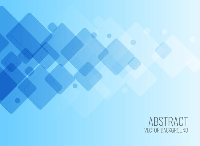 abstrakt blå affärsstil mall