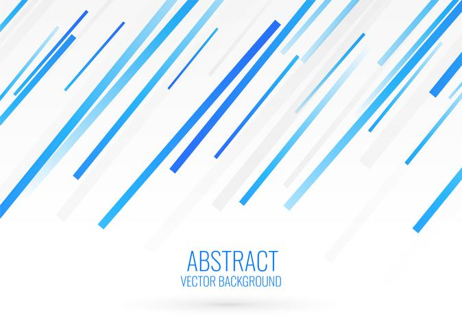 conception de fond bleu rayures diagonales