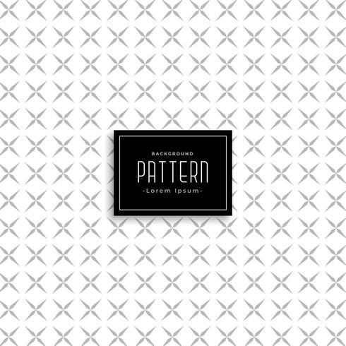 abstract pattern design in cross style