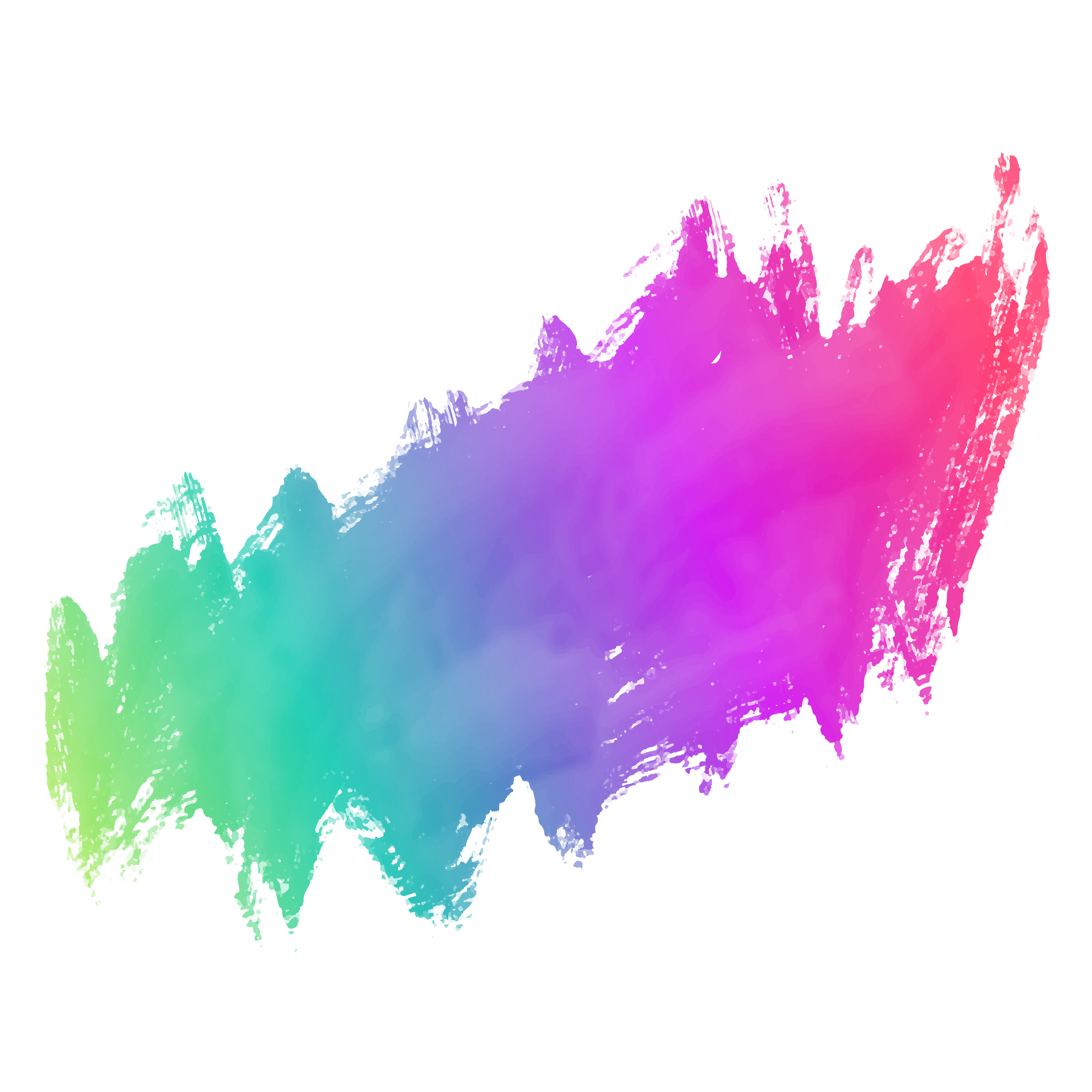 colorful grunge paint stroke background - Download Free ...