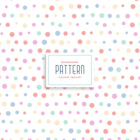 Fondo de patrón de estilo lindo niños suaves