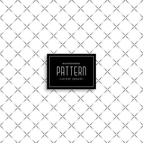 sutil diseño de patrón cruzado limpio
