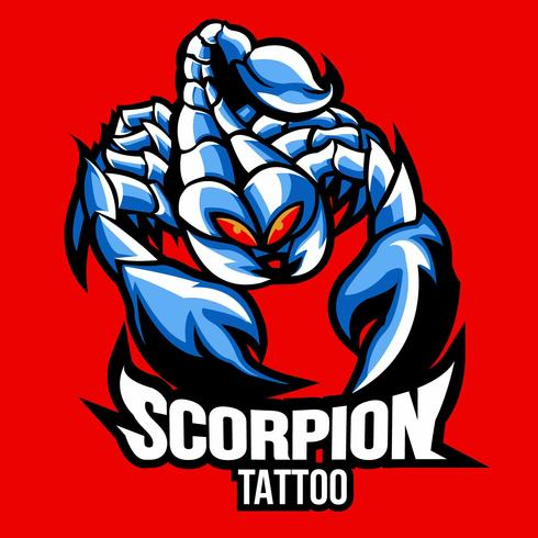 Skorpion Tattoo