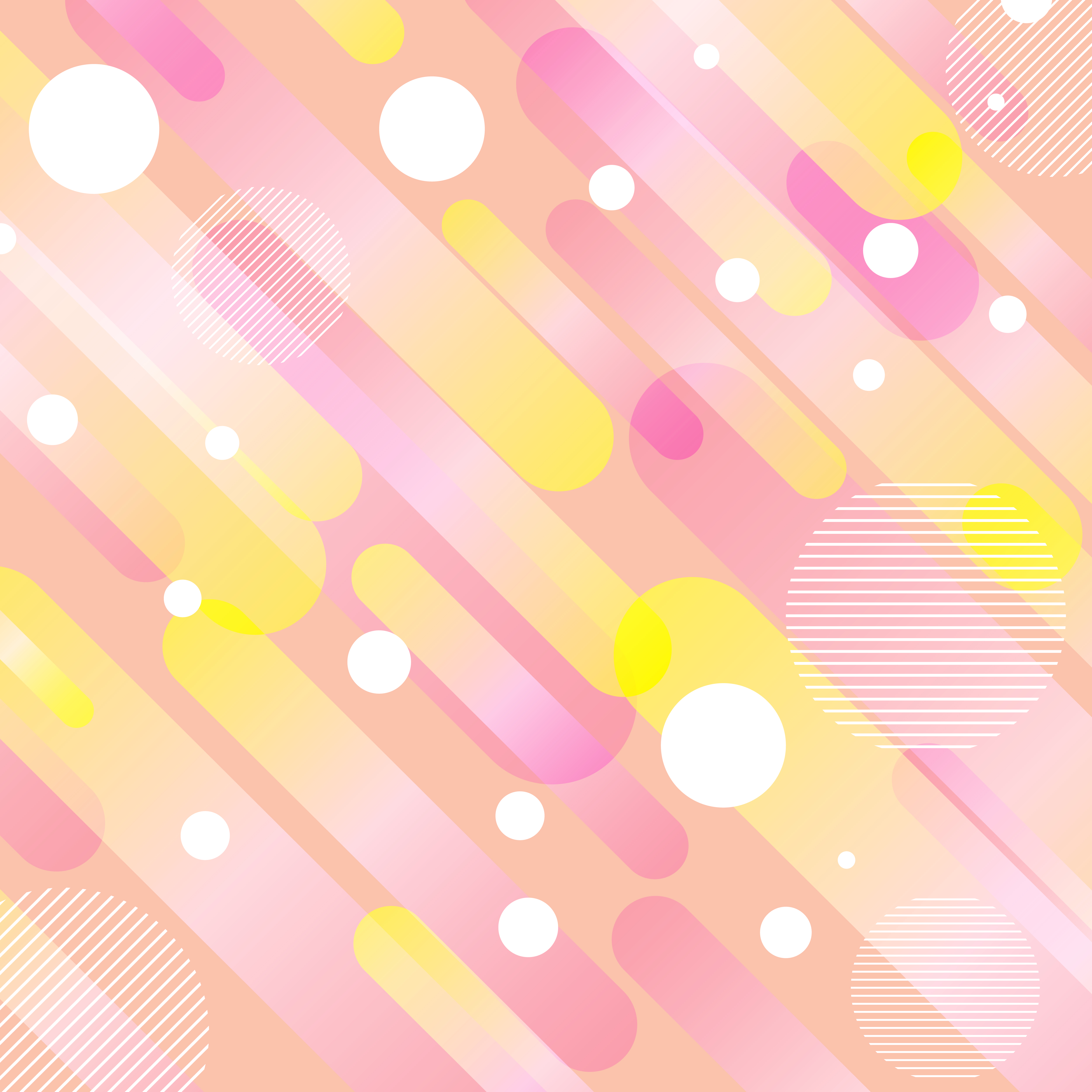 Retro Styled Pattern Background 230061
