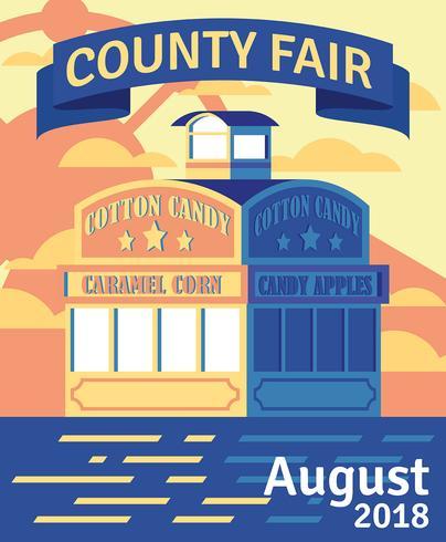 Feria del Condado Flyer