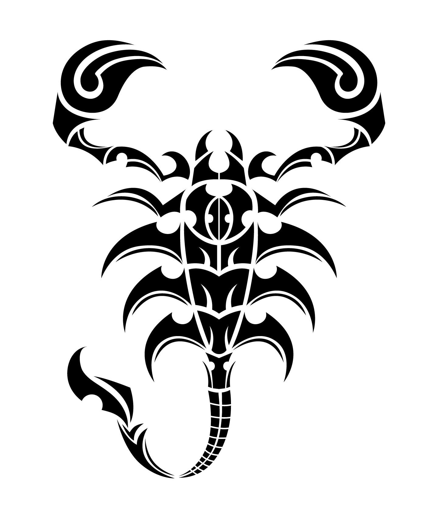 Tattoo Images Tribal: Tribal Free Vector Art