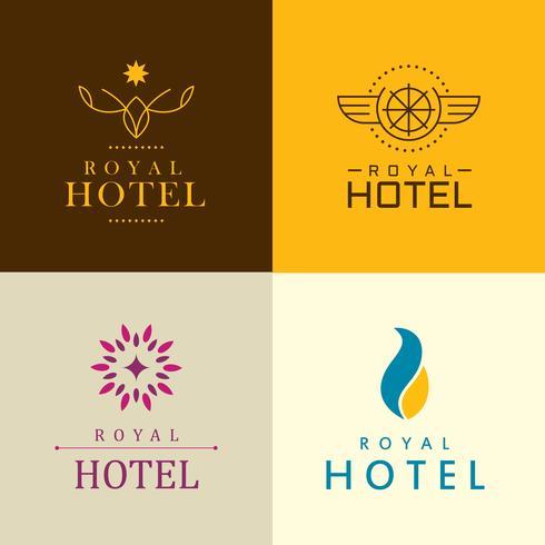 identidad corporativa de hotel de lujo