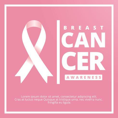 Fita de conscientização do câncer de mama