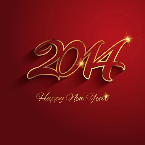 Gelukkig Nieuwjaar achtergrond