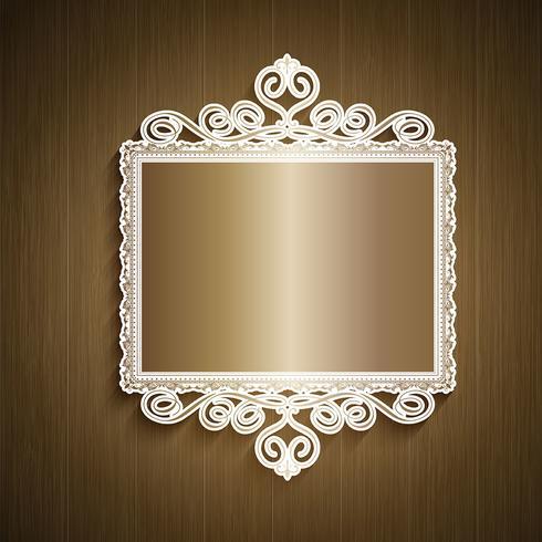 Decorative wood background