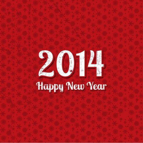 Grunge Nieuwjaar achtergrond