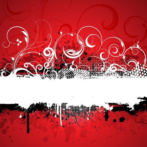 Dekorativer grunge Hintergrund