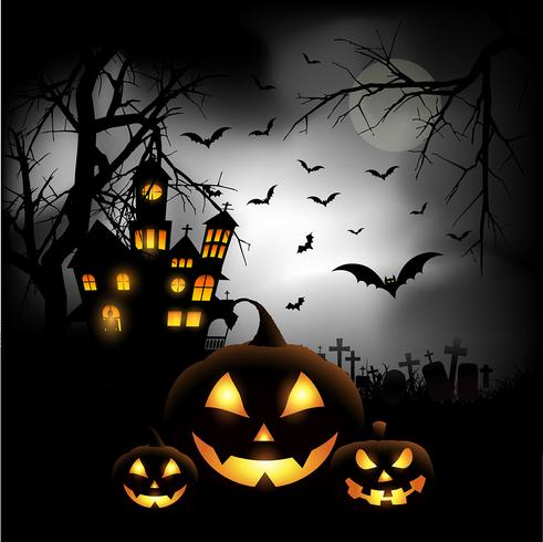 Halloween background - Download Free Vector Art, Stock Graphics & Images