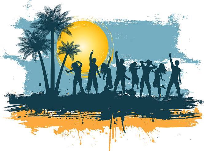 Grunge sommarfest