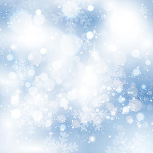 copos de nieve y estrellas 1709