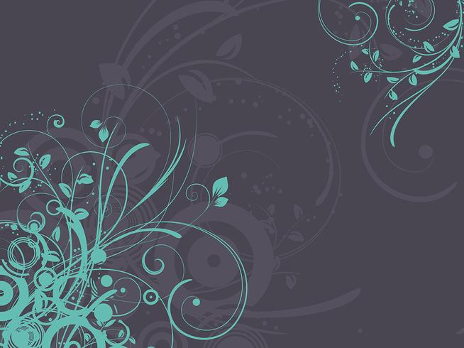 Blom- abstrakt