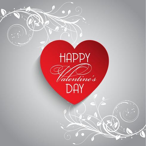 Blom Valentin dag bakgrund