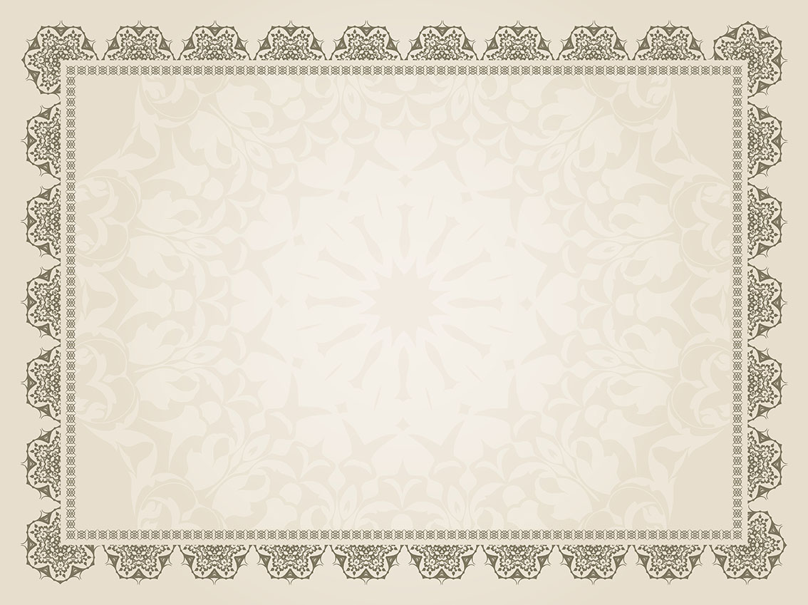 Decorative Certificate background - Download Free Vector ...
