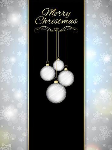 silver christmas background 2609