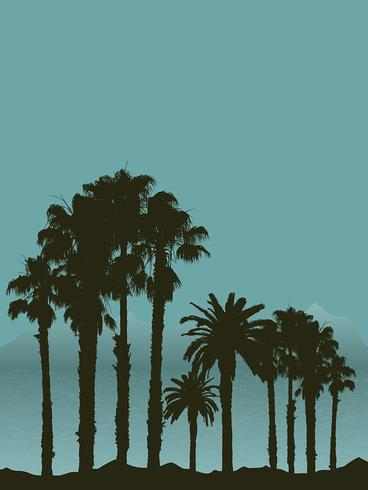 Paisagem tropical