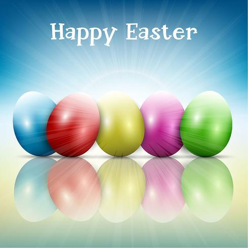 Easter egg background - Download Free Vector Art, Stock Graphics & Images