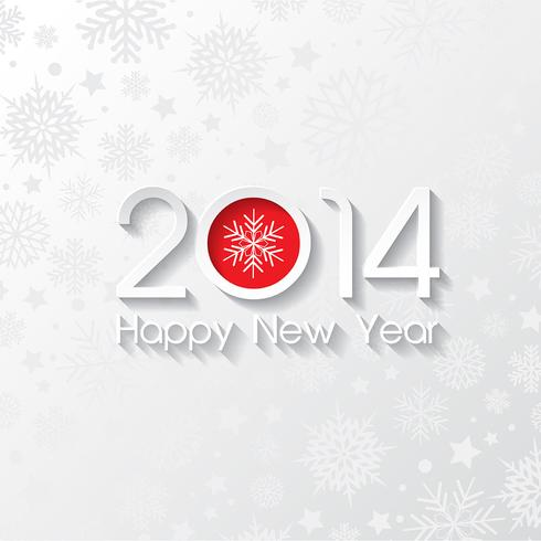 Gott nytt år bakgrundsdesign