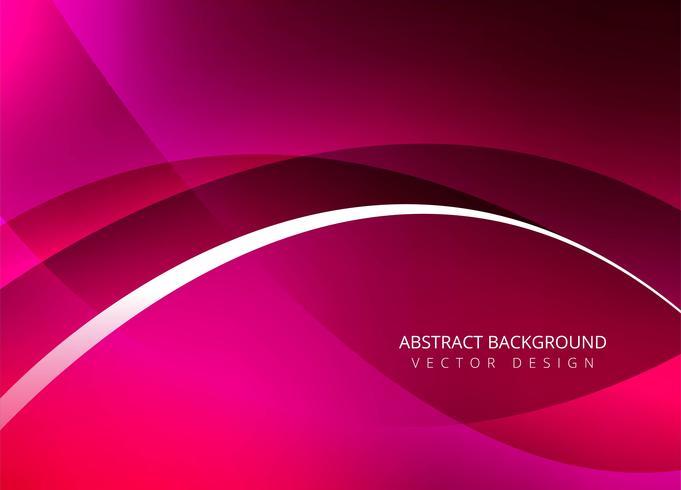 Fantastischer moderner eleganter bunter rosa Hintergrund