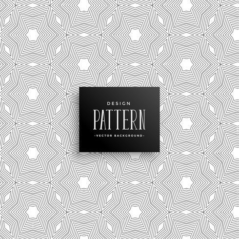 Fondo de diseño de decoración de patrón abstracto