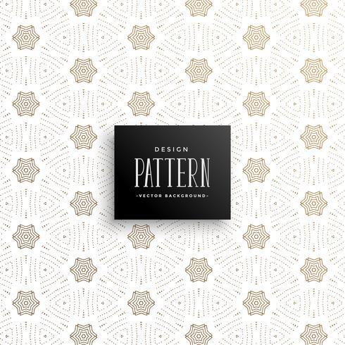 arrière-plan de design élégant motif décoratif