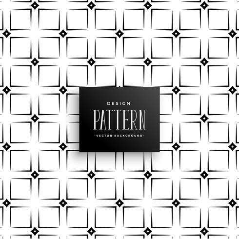 decoratief vierkant patroonontwerp als achtergrond